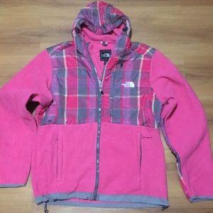 North Face Hoodie Jacket